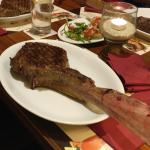 St. Georg Steakhouse Tomahawk